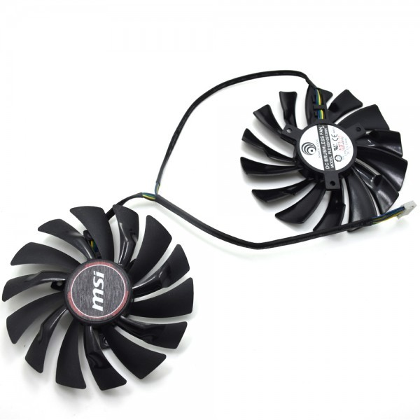clean the graphics card fan